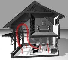 Экономичное решение - газовое отопление загородного дома
