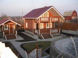 Водоснабжение и отопление домов из оцилиндрованного бревна