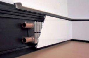 Плинтусное отопление - эффектная инновация
