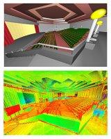 Использование технологии наземного лазерного сканирования