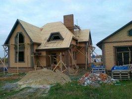 Строим частный дом