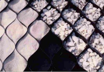 Геоматериалы: виды, применение
