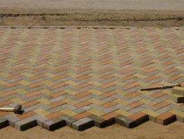 Тротуарную плитку: как укладывать