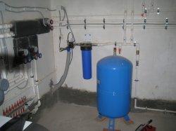 Как осуществляется технология горячего и холодного водоснабжения отелей