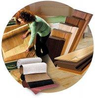 Выбор напольного покрытия для каждой комнаты